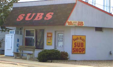 Uncle Nick's Sub Shop